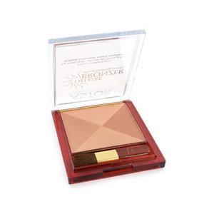 Deluxe Bronzer - 001 Sunlight Shimmer