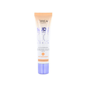 Nude Magique CC Cream - Anti-Fatique (paarse dop)
