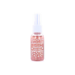 Face and Body Shimmer Spray - Bronze