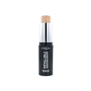 Infallible Longwear Shaping Foundation Stick - 140 Natural Rose