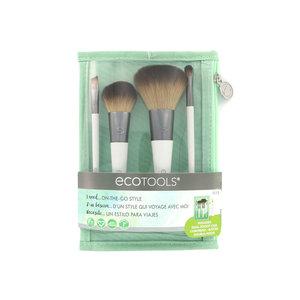 On-The-Go-Style Brush Set