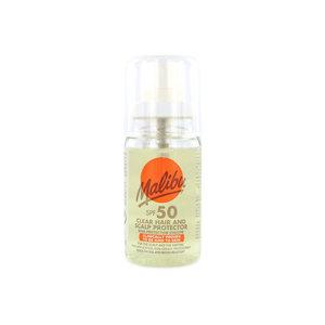 Hair & Scalp Protector Clear - 50 ml (SPF 50)