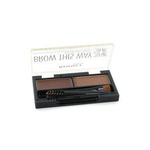 Brow This Way Eyebrow Kit - 002 Medium Brown