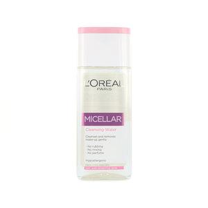 Micellar Cleansing Water - 200 ml (voor droge en gevoelige Huid)
