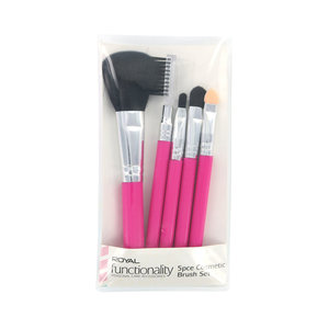 5 Piece Cosmetic Brush Set