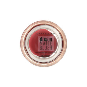 Dream Matte Blush - 80 Burgundy Flush