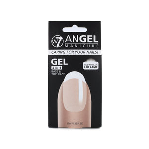 Angel Manicure Basecoat & Topcoat