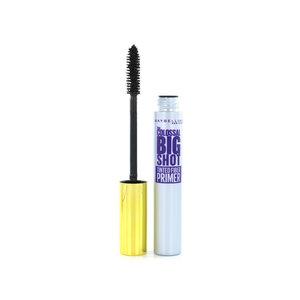 The Colossal Big Shot Tinted Fiber Mascara Primer - Black