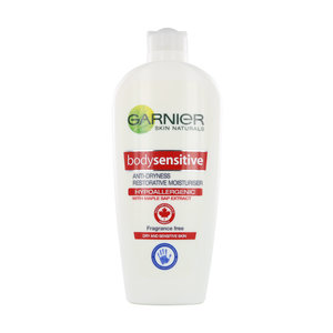 Skin Naturals BodySensitive Moisturizer Bodylotion - 400 ml (voor droge en gevoelige Huid)
