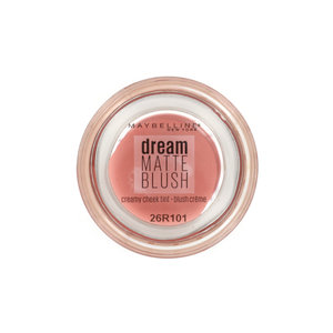 Dream Matte Blush - 10 Flirty Pink