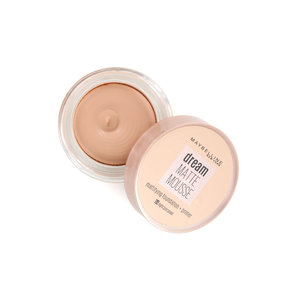 Dream Matte Mousse Foundation + Primer - 04 Light Porcelain