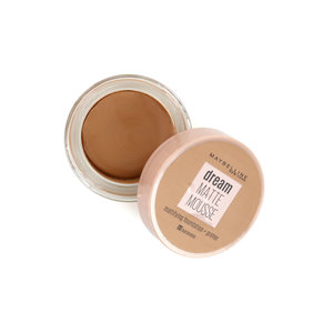 Dream Matte Mousse Foundation + Primer - 50 Sun Bronze