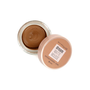Dream Matte Mousse Foundation + Primer - 60 Caramel
