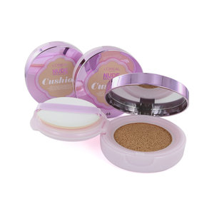 Nude Magique Cushion Dewy Glow Foundation - 03 Vanilla (3 Stuks)