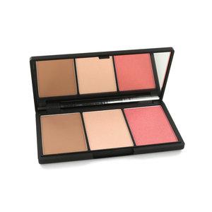 Face Form Contouring & Blush Palette - Light