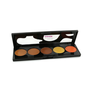 Infallible Total Cover Concealer Palette - 02 Tan To Deep
