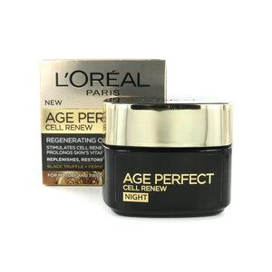 Age Perfect Cell Renew Nachtcrème - 50 ml