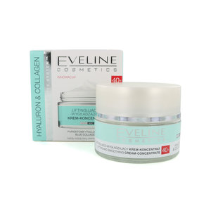Lifting And Smoothing Day and Night Cream 40+ Anti-rimpel crème - 50 ml (Hyaluron & Collagen)