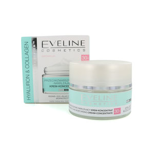 Ant-Wrinkle And Moisturizing Day and NIght Cream 30+ Anti-rimpel crème - 50 ml (Hyaluron & Collagen)