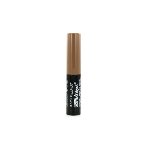 Maybelline Brow Drama Shaping Chalk Powder - 120 Medium Brown