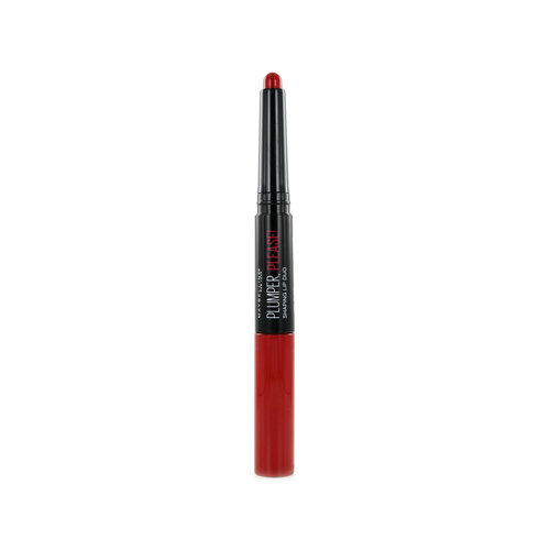 Maybelline Plumper, Please! Shaping Lip Duo - 235 Hot & Spicy
