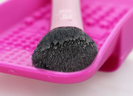 Make-up Pinsel Reinigung