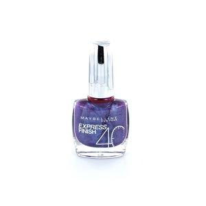 Express Finish Nagellack - 250 Deep Violet