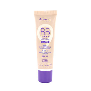 9-in-1 Matte Skin Perfecting Super Makeup BB Cream - Light