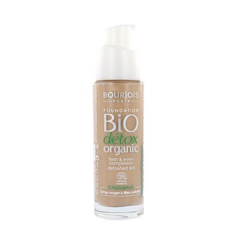 Bourjois Bio Détox Organic Foundation - 55 Dark Beige