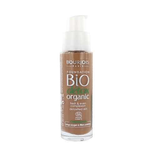 Bourjois Bio Détox Organic Foundation - 59 Light Brown