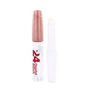 SuperStay 24H Crystal Shock Lippenstift - 170 Ambre Allure