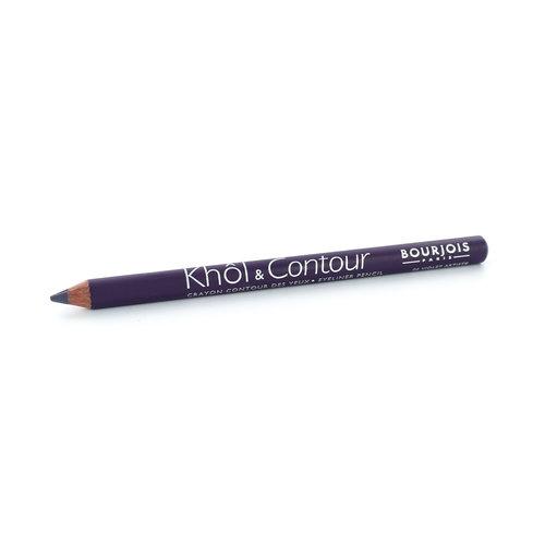 Bourjois Khol & Contour Kajalstift - 06 Violet Artiste