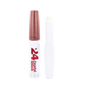 SuperStay 24H Lippenstift - 270 Crystallized Copper
