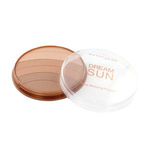 Dream Sun Triple Bronzing Powder - 02 Brunette