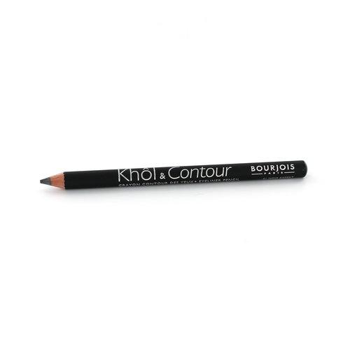 Bourjois Khol & Contour Kajalstift - 01 Noir Expert