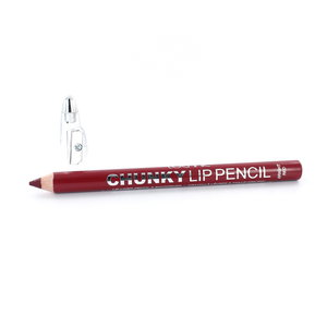 Chunky Lipliner - Bright Red (Mit Spitzer)