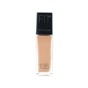 Fit Me Liquid Foundation - 135 Creamy Natural