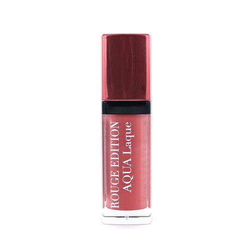 Bourjois Rouge Edition Aqua Laque Lippenstift - 01 Appechissant