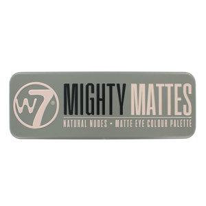 Mighty Mattes Natural Nudes Lidschatten Palette