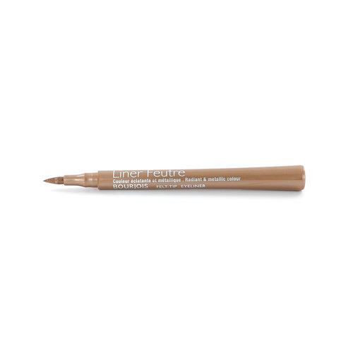 Bourjois Liner Feutre Eyeliner - Gold Shine
