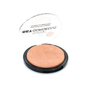 Get Gorgeous Highlighting Powder - Peach Candy