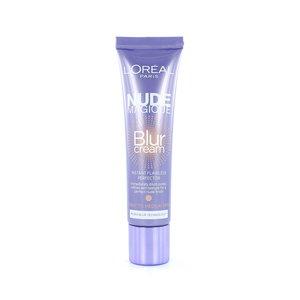 Nude Magique Blur Cream - Light to Medium Skin (Lila Version)