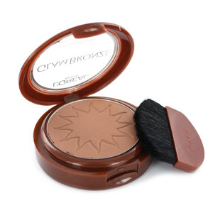 Glam Bronze Bronzing Powder - 09 Golden Cinnamon