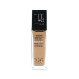 Fit Me Luminous + Smooth Foundation - 225 Medium Buff