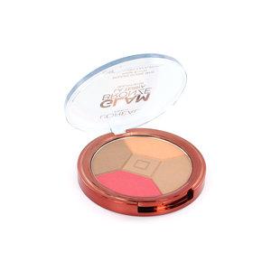 Glam Bronze La Terra Healthy Glow Powder - 02 Medium Speranza