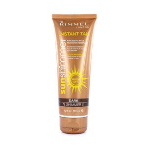 Sun Shimmer Instant Tan - Dark Shimmer