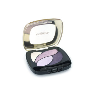 Color Riche Quad Lidschatten - E7 Lilas Cheri