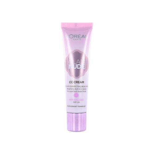 L'Oréal Glam Nude Magique CC Cream - Anti-Dullness