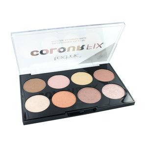 Colour Fix Highlighter Palette - Powder