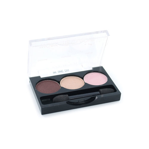 Collection Work The Colour Trio Lidschatten - 2 Naughty N Nude